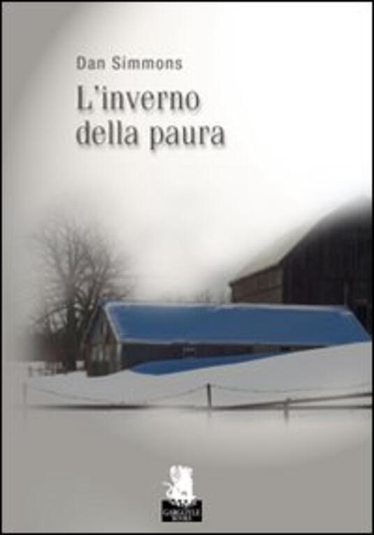 L' inverno della paura - Dan Simmons - copertina
