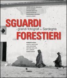 Associazionelabirinto.it Sguardi forestieri. I grandi fotografi in Sardegna Image