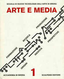 Listadelpopolo.it Arte e media. Formazione ricerca produzione, origini identità prospettive. Ediz. multilingue. Con DVD Image