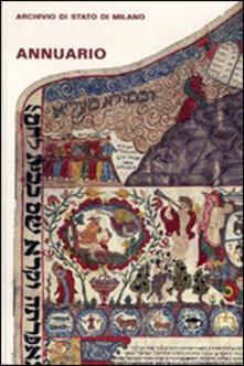 Nordestcaffeisola.it Annuario dell'archivio di Stato di Milano Image