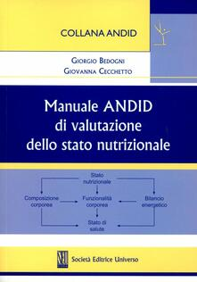 Winniearcher.com Manuale di ANDID di valutazione della stato nutrizionale Image