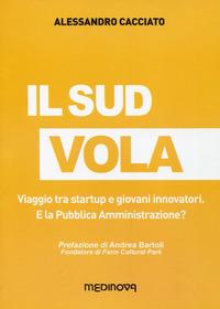 Il Il sud vola. Viaggio tra startup e giovani innovatori. E la pubblica amministrazione? - Cacciato Alessandro - wuz.it