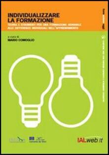 Camfeed.it Individualizzare la formazione. Teoria e strumenti per una formazione sensibile alle differenze individuali. Con DVD Image