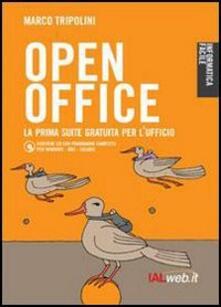 OpenOffice. La prima suite gratuita per lufficio. Con CD-ROM.pdf