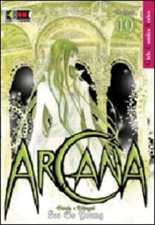 Camfeed.it Arcana. Vol. 10 Image