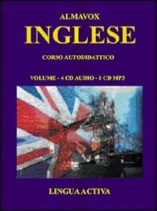 Ristorantezintonio.it Inglese. Corso autodidattico. Con 4 CD Audio. Con CD Audio formato MP3 Image