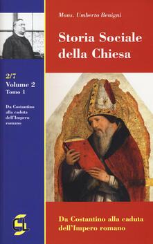 Ascotcamogli.it Storia sociale della Chiesa. Vol. 2: Da Costantino alla caduta dell'Impero romano. Image