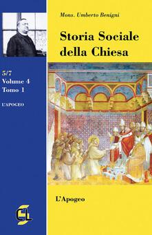 Listadelpopolo.it Storia sociale della Chiesa. Vol. 4\1: Apogeo, L'. Image