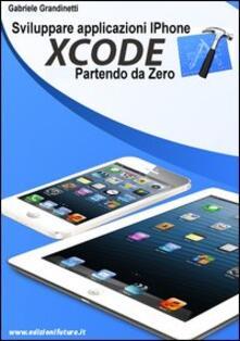 Nicocaradonna.it Sviluppare applicazioni iPhone con XCode partendo da zero Image