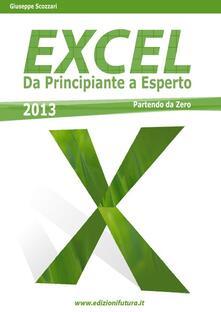 Excel 2013/365. Da principiante a esperto partendo da zero.pdf