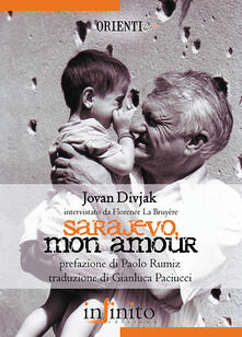Sarajevo, mon amour - Jovan Divjak - copertina