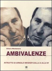 Winniearcher.com Ambivalenze. Ritratto di Arnold Wesker dalla A alla W Image