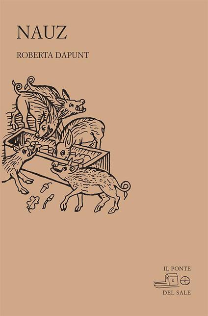 Nauz. Ediz. ladina e italiana - Roberta Dapunt - copertina
