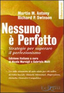 Nessuno è perfetto. Strategie per superare il perfezionismo.pdf