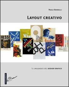 Layout creativo - Paolo Borrelli - copertina