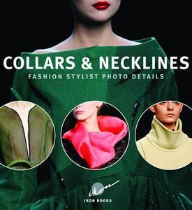 Collars & nicklines. Fashion stylist photo details
