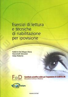 Daddyswing.es Esercizi di lettura e tecniche di riabilitazione per ipovisione Image