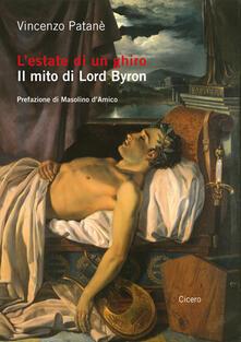 Premioquesti.it L' estate di un ghiro. Il mito di Lord Byron Image