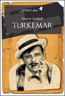 Turkemar - Simone Sarasso - copertina