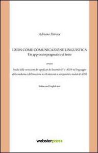 L' AIDS come comunicazione linguistica. Un approccio pragmatico al testo