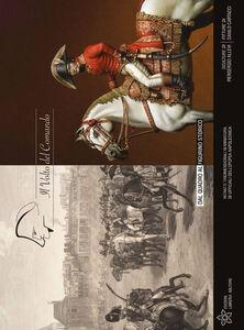 Il volto del comando. Dal quadro al figurino storico ritratti tridimensionali in miniatura di ufficiali dell'epopea napoleonica