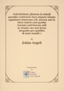Astrolabium planum in tabuli ascendes contienens hora atque minuto equationes domorum celi...