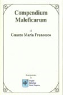 Letterarioprimopiano.it Compendium maleficarum Image