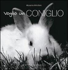 Voglio un coniglio - Marta Avanzi - copertina