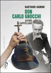 Don Carlo Gnocchi alpino cappellano