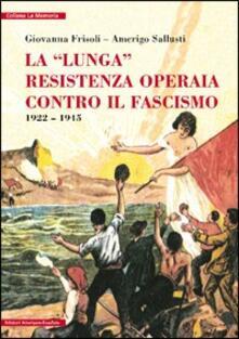 Antondemarirreguera.es La lunga resistenza operaia contro il fascismo Image