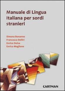 Vitalitart.it Manuale di lingua italiana per sordi stranieri Image