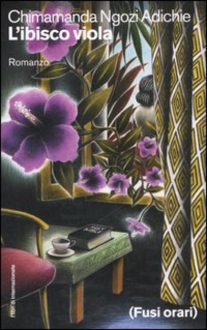 L' ibisco viola - Chimamanda Ngozi Adichie - copertina