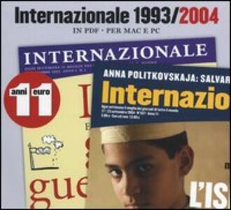 Internazionale (1993-2004). CD-ROM