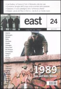 East. Vol. 24