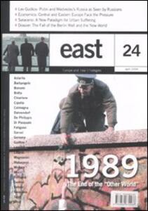 East. Ediz. inglese. Vol. 24