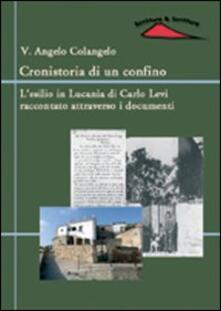 Antondemarirreguera.es Cronistoria di un confino. L'esilio in Lucania di Carlo Levi raccontato attraverso i documenti Image