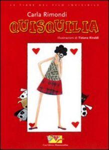 Quisquilia