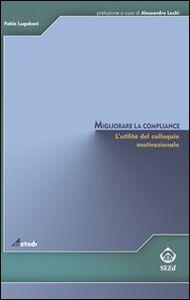 Migliorare la compliance. L'utilità del colloquio motivazionale