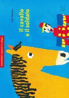 Aboutschuster.de Il cavallo e il soldato. Ediz. illustrata Image