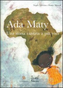 Risultati immagini per ADA MATHY con CD Audio