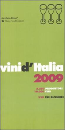 Listadelpopolo.it Vini d'Italia 2009 Image
