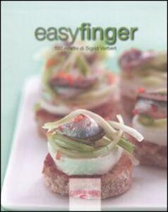 Libro Easyfinger Sigrid Verbert