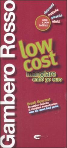 Daddyswing.es Gambero Rosso low cost 2009-2010 Image