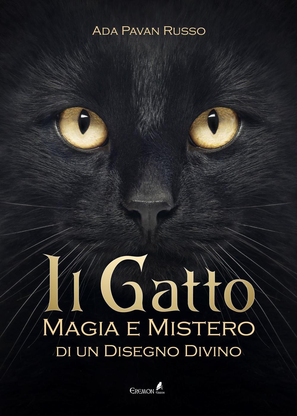 Il gatto. Magia e mistero di un disegno divino
