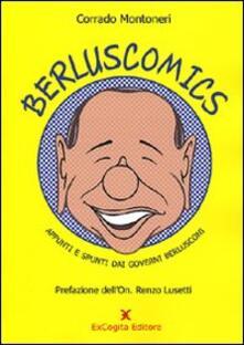 Ristorantezintonio.it Berluscomics. Appunti e spunti dai governi Berlusconi Image