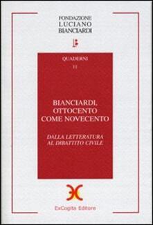 Bianciardi, ottocento come novecento. Dalla letteratura al dibattito civile.pdf