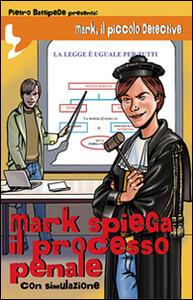 Mark spiega il processo penale. Mark, il piccolo detective