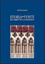 Storia delle fonti del diritto canonico