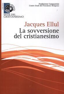 Ristorantezintonio.it La sovversione del cristianesimo Image