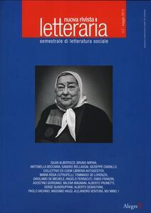 Nuova rivista letteraria (2013). Vol. 7